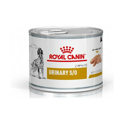 Royal Canin Vdiet Dog Urinary S/O - 12 x 200 gr