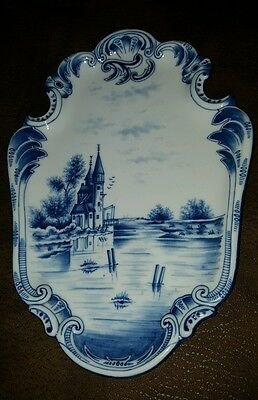 Vintage Antique Wall Plate Germany RARE