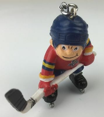 Florida Panthers puckie Key Ring Player