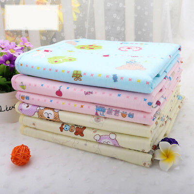Waterproof Baby Infant Urine Mat Diaper Nappy Kid Bedding Changing Cover Pad EU