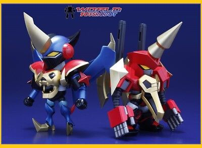 ES Gokin Legend of Daiku-Maryu Raiking & Balking Art Storm fewture