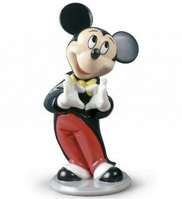 Lladro Mickey Mouse