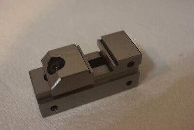 "1"" Precision Grinding Toolmaker Screwless Vise"