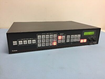 Extron MGP-464 Multi-Window Standard Graphics Processor 60-771-01 (3B)