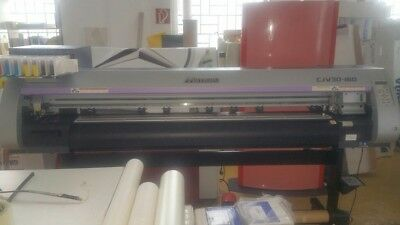 mimaki cjv 160 print & cut digitaldrucker