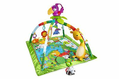Baby Activity Gym Play Mat New Born Toddler Toy Boy Girl First Birthday Gift New