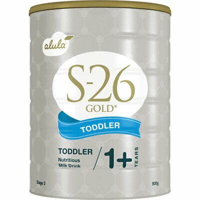 S26 Gold Alula Toddler 900g