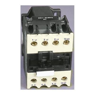 1 x RS Pro 3 Pole Contactor, 25A, 11kW, Coil Voltage 230V ac