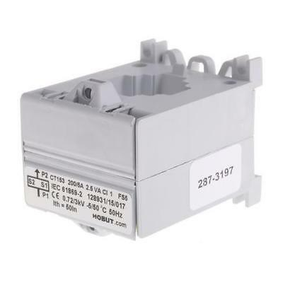 1 x Hobut Universal Mounted Current Transformer CT153M200/5-2.5/1 -20-+70°C