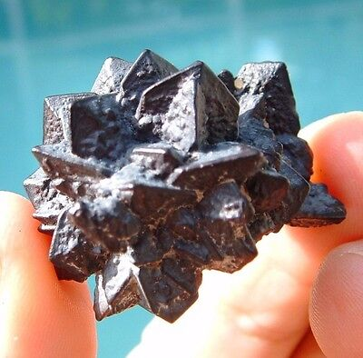 Goethite after Marcasite from Egypt