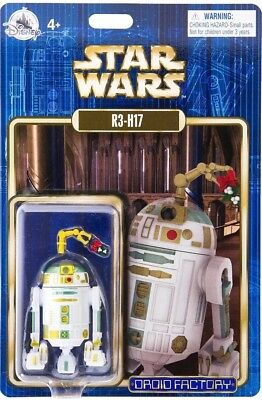 Disney Parks Star Wars R3-H17 Holiday Christmas Droid Factory New