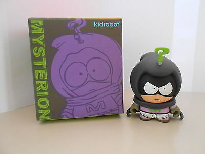 Kidrobot SDCC 2011 South Park 3'' Mysterion Vinyl Figure