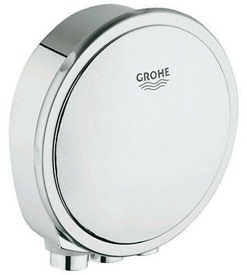 Grohe19952000 Talentofil Inlet Pop-Up And Waste System Bath Filler Trim