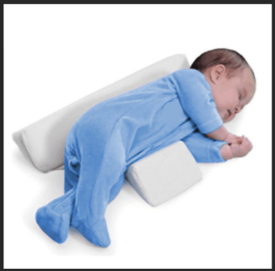 Infant Sleep Pillow Wedge For Babies, Baby Pillow Positioner Wedge