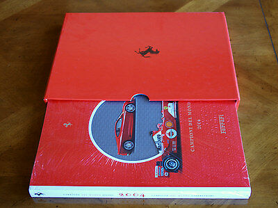Ferrari 2004 Yearbook - New (boxed & sealed)