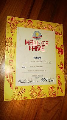 """Vintage Official Boy Scouts of America """"HALL of FAME"""", BSA 1979"""
