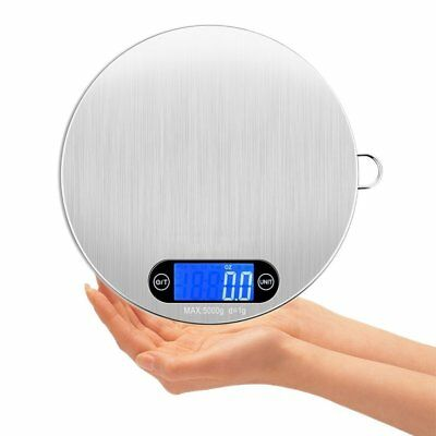 Yinat Digital Food Kitchen Scale Multifunction Cooking Weighing Scale 11lb 5kg