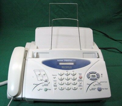 Brother Intellifax 775 Fax Machine; Excellent Condition