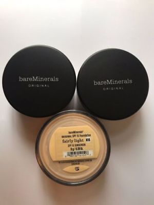 Bare Minerals BareEscentuals Original SPF 15 Foundation 8g XL (Various Color)