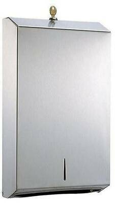 P004S Stainless Steel Compact Towel Dispenser