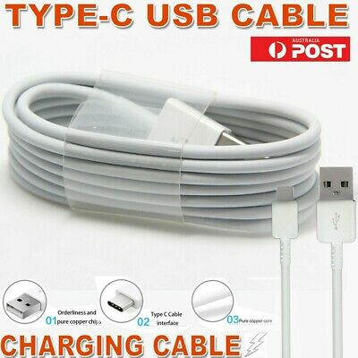 For Samsung Type-C Data Sync Fast Charger Charging Cable Galaxy S8 Plus NOTE 8
