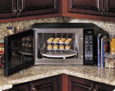 DCM24S Discovery 1.5 Cu. Ft. Countertop Convection Microwave with 10 Sensor & of