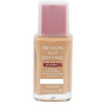 Revlon Age Defying Foundation  With Botafirm SPF 20 *Choose Your Shade*