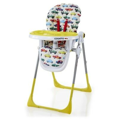Cosatto Noodle Supa Highchair - Rev Up *RRP £114.99* *NOW £79.99* SAVE £35