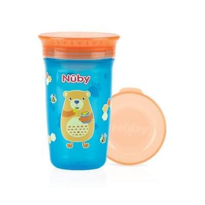 NUBY Gobelet magique 360° - 300ml - ours - 6m+