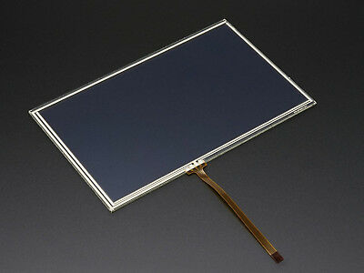 """Adafruit 7"""" Diagonal Resistive Touch Screen (165mm x 105mm) 4 Wire"""