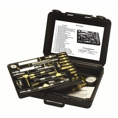 S & G Tool Aid 58000 Complete Fuel Injection Tester