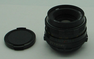 Helios-44M 2/58mm Soviet KMZ lens for ARRI Red One Arriflex PL movie camera EXC!