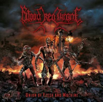 Blood Red Throne - Union Of Flesh And Machine - CD - New