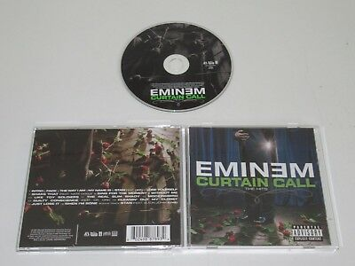 Eminem/curtain Call/the Hits(Aftermath/shady/interscope 0602498878934) Cd Album
