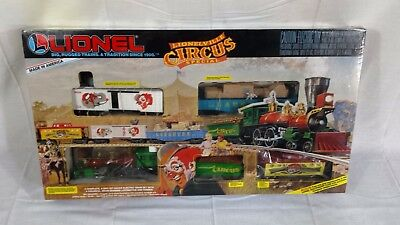 Lionel 6-11716 Lionelville Circus Special Sealed New In Box