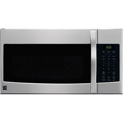 Kenmore 80323 1.6 cu. ft. Over-the-Range Microwave - Stainless Steel