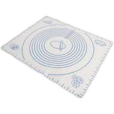 Norpro Silicone Pastry Mat With Measures Flexible, Nonstick Silicone