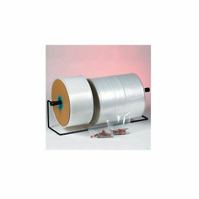 """Ship Now Supply SNPT0506 Poly Tubing, 6 mil, 5"""" x 725, 5"""" width, Clear"""