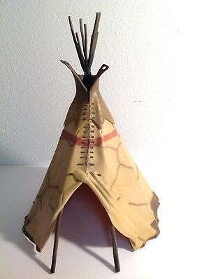 Retired Rare Schleich Native American Indian Teepee  42011 Wild West