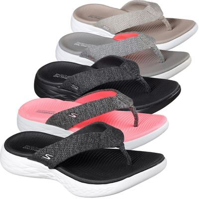 ccb1c86a0474 Skechers Sandals Performance Women s on the Go 600 Preferred Flip-Flop