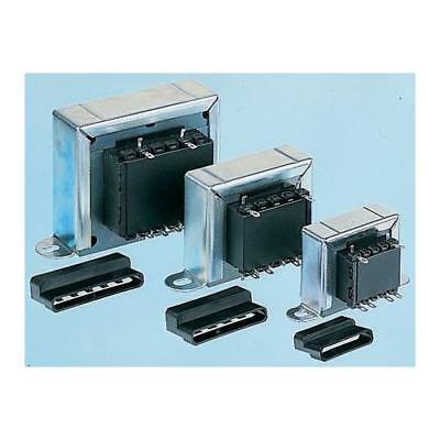 1 x Walsall Transformers 6VA 2 Output Chassis Mounting Transformer, 12V ac