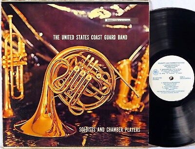 United States Coast Guard Band SOLOISTS & CHAMBER PLAYERS Classical USCH-122678