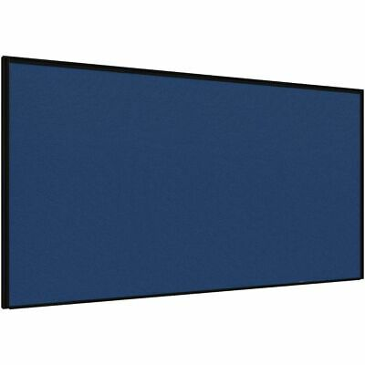 Stilford Professional Screen 1500 x 900mm Black and Blue
