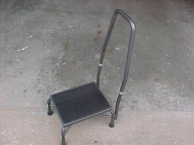 Drive Medical Step Stool with Handrail - Very Lightly Used & Chairs u0026 Stools Furniture Medical Equipment Healthcare Lab ... islam-shia.org