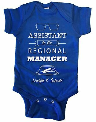 Assistant To The Regional Manager The Office Infant Baby One Piece