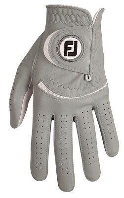 Footjoy Spectrum Guantes de Golf para Mujer en Color Gris