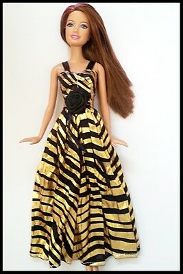 Barbie Doll Clothes Evening Dress Wedding Party Evening Dress/Clothes/Outfit/New