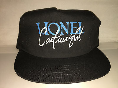 Vtg Lionel Cartwright Snapback hat cap rare 90s Country western music deadstock