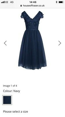 38fbeff363e SIZE 14 DRESS (House of Fraser) -  65.15