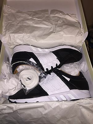 detailed look ef778 9f30e Adidas Tee Time Pack Consortium Eqt Guidance 93 x SneakersNStuff SNS DS Sz  12